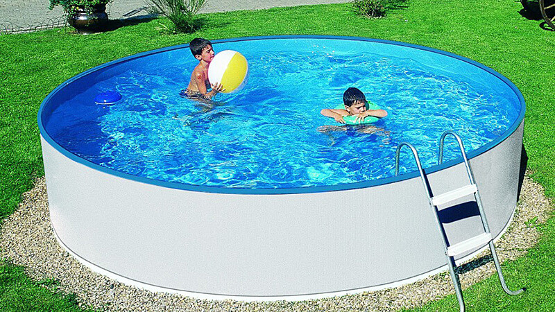 Сборный бассейн (круг)