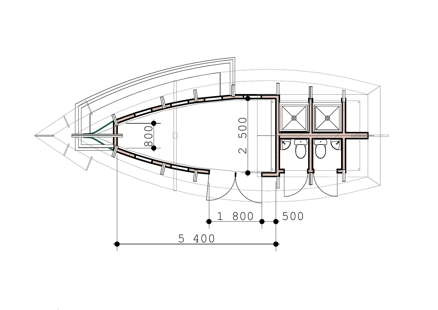 Проект технического помещения для бассейна